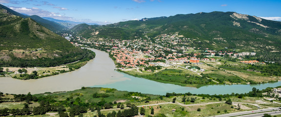 Mtskheta - first capital of early Georgia