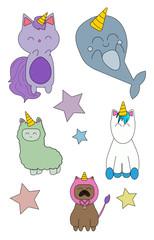 Unicorn Vectors