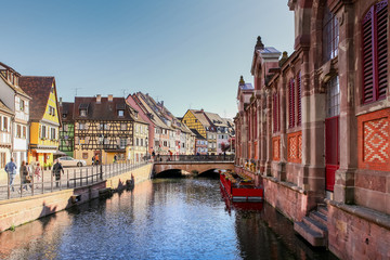 Colmar, the Little Venice of France