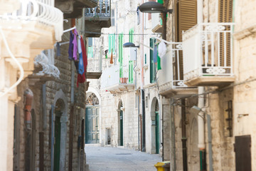 Molfetta, Apulia - Living like the citizens of Molfetta in the Middle Ages