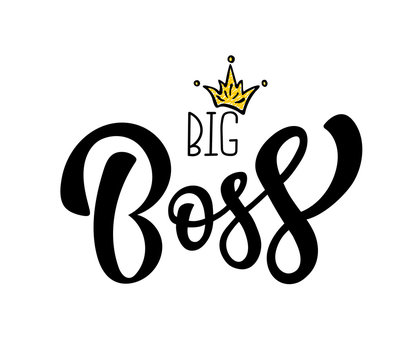 Hand sketched Big Boss