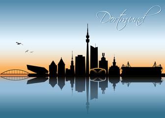 Dortmund skyline - Germany