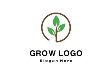 GROW LOGO DESIGN