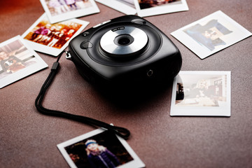 sofortbild kamera modern