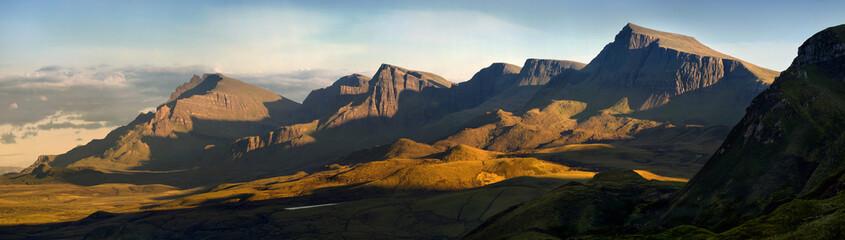 Trotternish ridge panorama