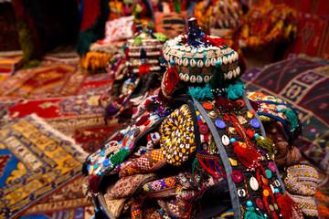 Turkish carpet market
