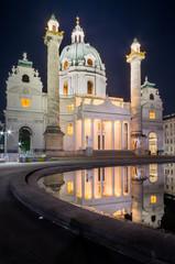 Karlskirche, Wien,