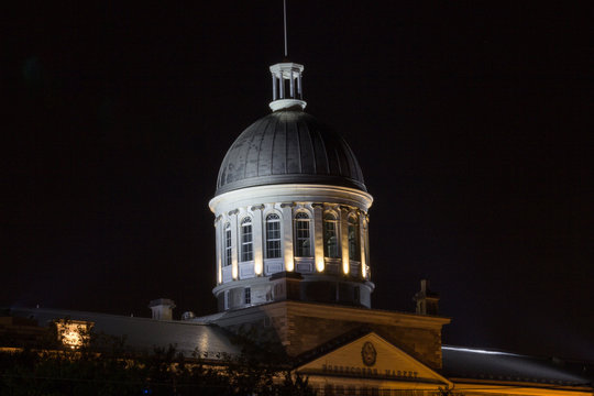 Bonsecours Market in Montreal (Canada)
