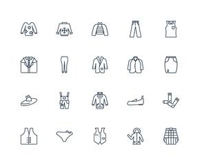 Kilt, Parka, Waistcoat, Panties, Vest, Sleeveless Shirt, Cardiga