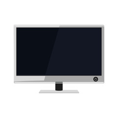 TV Screen. Vector illustration. EPS10. White background.