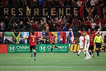 MLS: New York Red Bulls at Atlanta United FC
