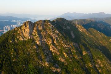 Lion Rock mountain