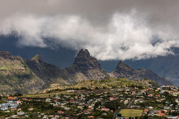 View of Cilaos