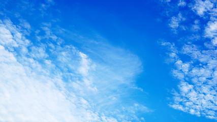 맑고 깨끗한 하늘