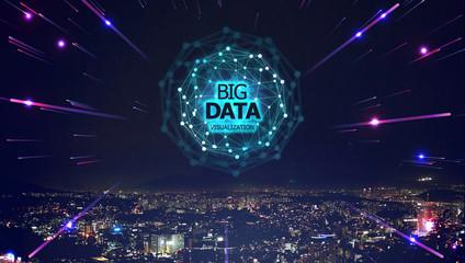 모바일 네트워크 데이터 전송