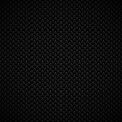 Abstract luxury geometric triangles pattern black background and texture.