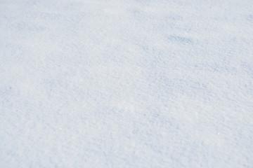 Snow natural texture