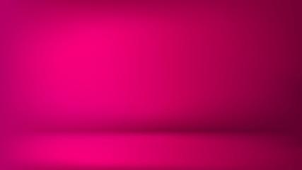 Obraz Dark gradient pink abstract display backround - fototapety do salonu