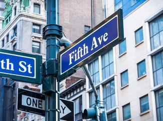 ニューヨーク 5番街