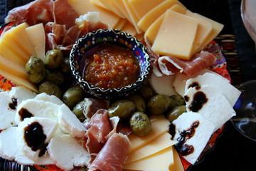 Italian tasty selection