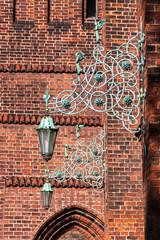 Seiteneingang der Heiliggeistkirche