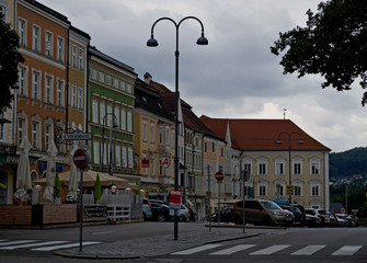 älteste und bevölkerungsreichste Stadt im Innviertel in Österreich