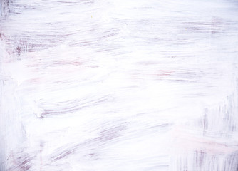 White Wall Abstract Background