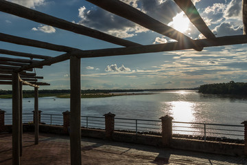 Araguaia River Sunset