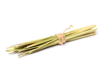 Fotobehang Kruiderij Bundle of lemon grass