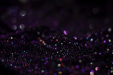 violet glitter texture background