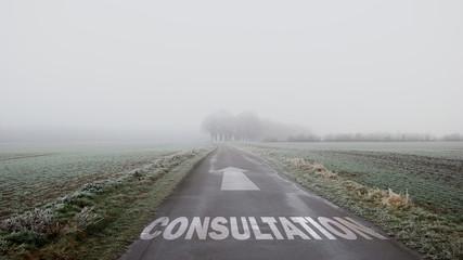 Sign 402 - Consultation