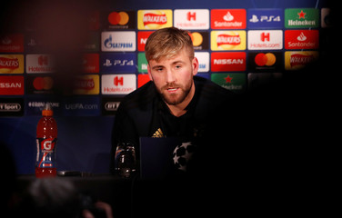 Champions League - Manchester United Press Conference