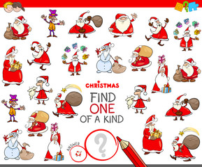 find one of a kind Christmas character