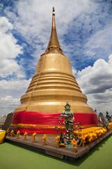 Golden Chedi of Wat Saket