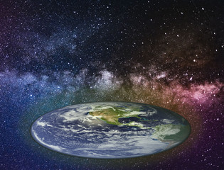 La Tierra es plana