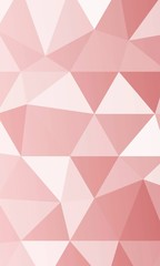 multicolor geometric background of colored triangles. Origami. Vector illustration. Polygonal patterns