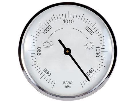 Barometer 1042 hPa