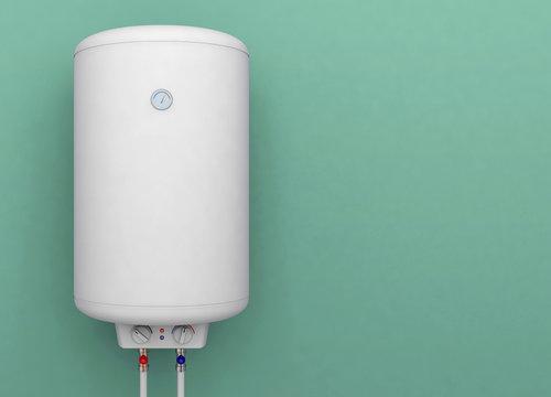 boiler water heater electric tank 3D