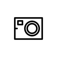 action camera icon vector design. adventure icon