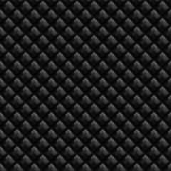 Geometric grid background Modern dark abstract seamless texture