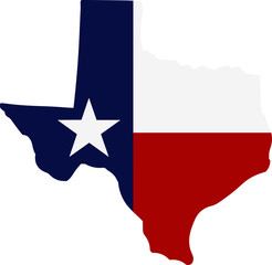 Lone Star State - State of Texas