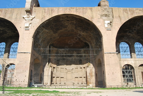 I Fori Imperiali Roma Italia Stock Photo And Royalty Free Images