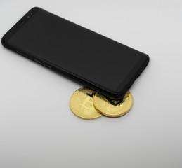 bitcoin underlying mobile phone