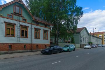 Port Arthur district, in Turku
