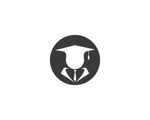 Education symbol illustration