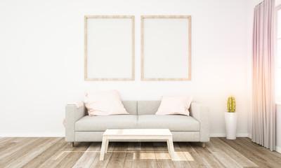 two frames mockup