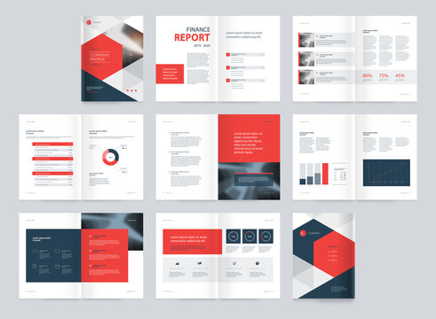 template layout design with cover page for company profile ,annual report , brochures, flyers, presentations, leaflet, magazine,book . and vector a4 scale size for editable.