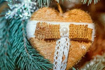 Christmas picture. Christmas background of New Year decorations.Christmas background,