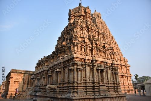 Brihadisvara Temple Thanjavur Tamilnadu Stock Photo And Royalty