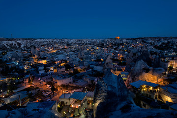 Keuken foto achterwand Las Vegas Cappadocia Balloon Rides